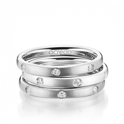 Elegant wedding rings engagement rings acredo
