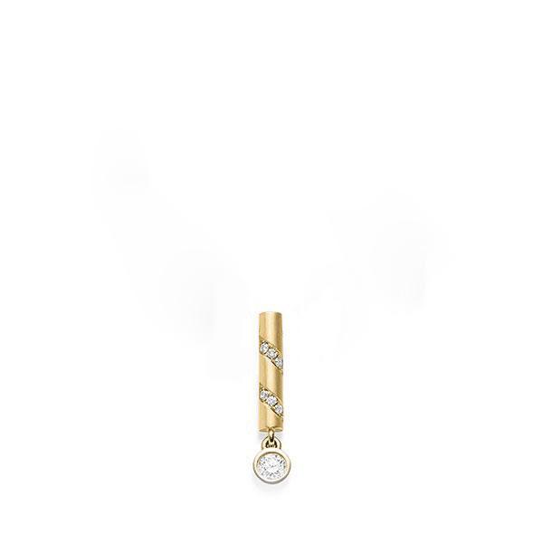 Anhänger Gelbgold 585 mit 0,198 ct. tw, si