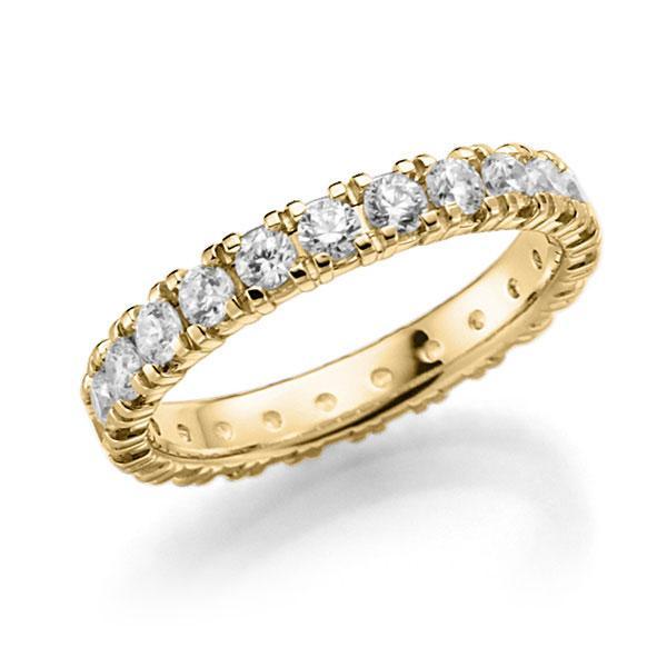 memoire ring gelbgold 585 a 1111 23 trauringe 123gold. Black Bedroom Furniture Sets. Home Design Ideas
