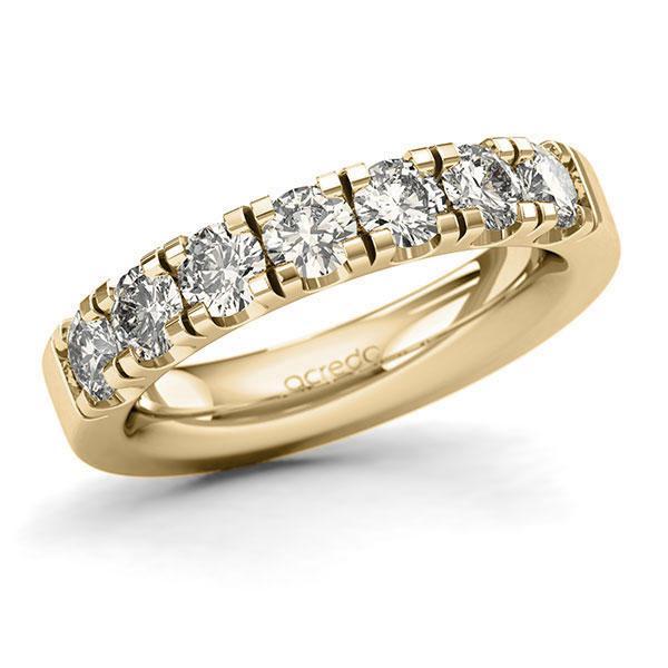 Memoire-Ring Gelbgold 585 mit 1,4 ct. tw, si