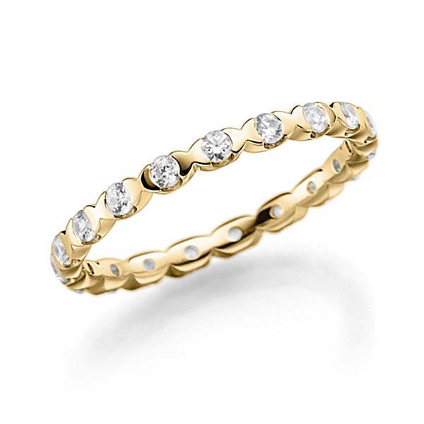 memoire ring gelbgold 750 a 1113 230 trauringe 123gold. Black Bedroom Furniture Sets. Home Design Ideas