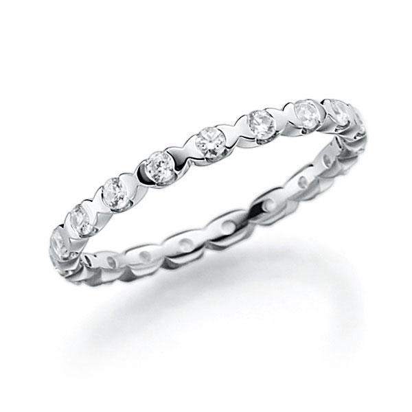 Memoire-Ring Platin 950