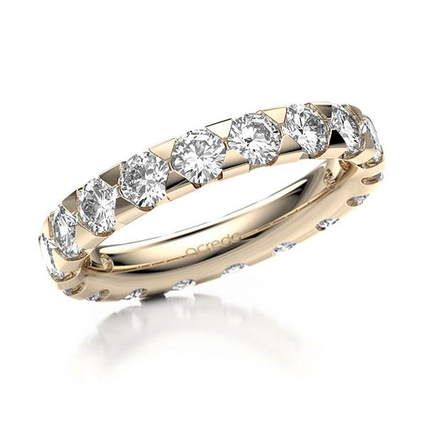 Memoire-Ring Signature Gold 585