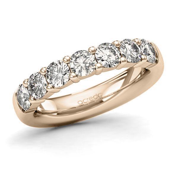 Memoire-Ring Signature Gold 585 mit 1,75 ct. tw, si