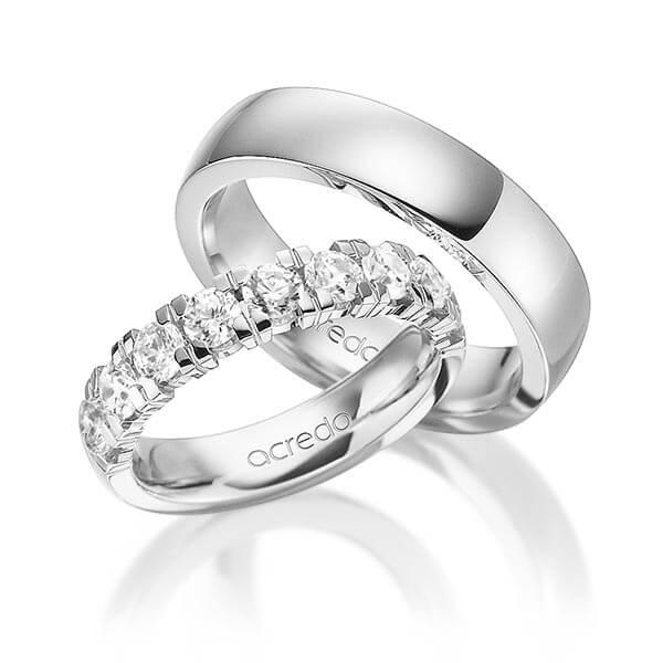 memoire ring wei gold 585 a 1585 1 trauringe 123gold. Black Bedroom Furniture Sets. Home Design Ideas