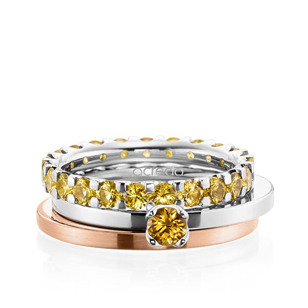 memoire ring wei gold 585 a 1988 2 trauringe 123gold. Black Bedroom Furniture Sets. Home Design Ideas