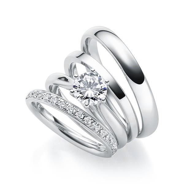 memoire ring wei gold 585 q 1579 1 trauringe 123gold. Black Bedroom Furniture Sets. Home Design Ideas