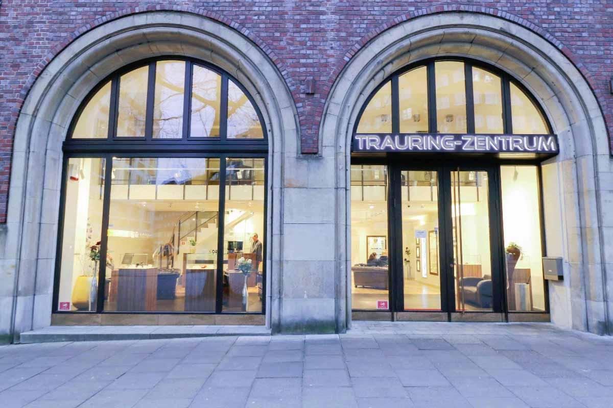 Trauringe & Verlobungsringe in Hamburg – 5gold Trauring-Zentrum
